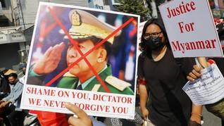 Singapura Setop Modali Bisnis Tembakau Terkait Kudeta Myanmar