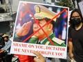 Myanmar Berduka usai Pedemo yang Tertembak di Kepala Wafat