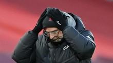 Jurgen Klopp Pusing Jelang Liverpool vs Chelsea