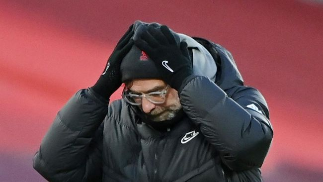 Pelatih Jurgen Klopp memiliki rapor kurang menyenangkan saat bertemu Ole Gunnar Solskjaer jelang Manchester United vs Liverpool.