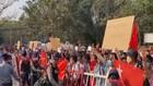 VIDEO: Unjuk Rasa Ribuan warga Protes Kudeta Myanmar