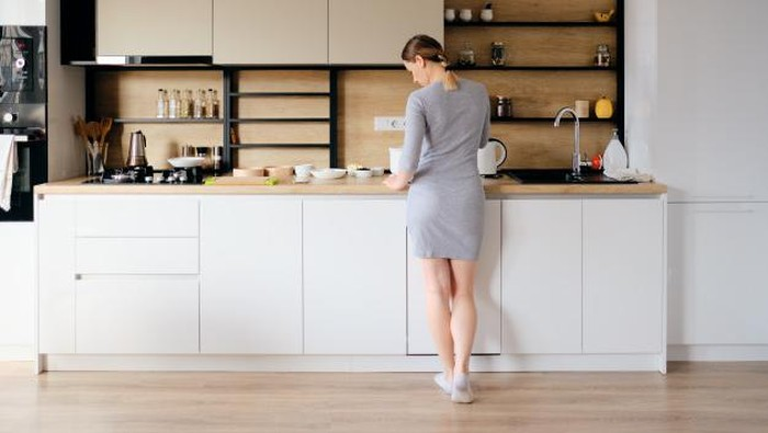 Upgrade Kabinet Dapur Jadi Lebih Modern Agar Kamu Semakin Betah Memasak!