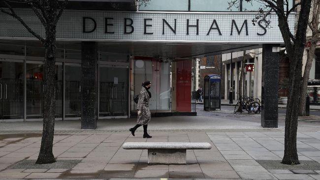 Debenhams resmi menutup 28 toko ritel terakhirnya di Inggris, setelah 243 tahun beroperasi di banyak negara.