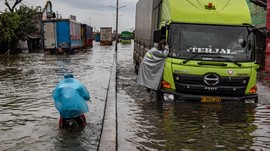 BMKG: Pulau Jawa Siaga Banjir, Aceh-Papua Waspada