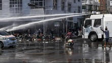 Bentrok Polisi dan Pedemo Myanmar Kembali Telan Korban Jiwa