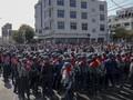 Sudah 6 Pedemo Tewas Sejak Kudeta Milter Myanmar