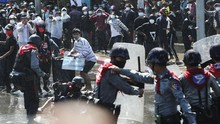 Jurnalis Jepang Ditahan Polisi Myanmar Usai Dipukuli