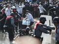 Pasukan Keamanan Myanmar Tembaki Pedemo, 3 Orang Kritis