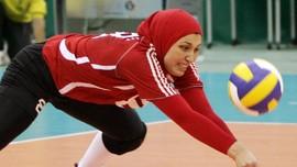 Aturan Larangan Jilbab Atlet Voli di AS Berubah karena Aqeel