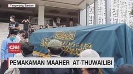 VIDEO: Pemakaman Maheer At-Thuwailibi