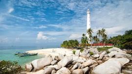 Belitung Resmi Jadi Anggota UNESCO Global Geopark