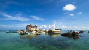 Geopark Belitung Dapat Nilai Tertinggi dari UNESCO