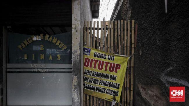 Menko Perekonomian Airlangga Hartarto memutuskan perpanjangan Pemberlakuan Pembatasan Kegiatan Masyarakat (PPKM) Mikro pada 23 Februari-8 Maret.