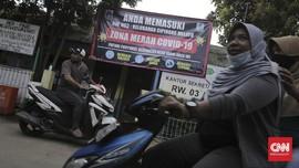 DKI Bebas Zona Merah Sepekan Terakhir, Wagub Ingatkan Prokes