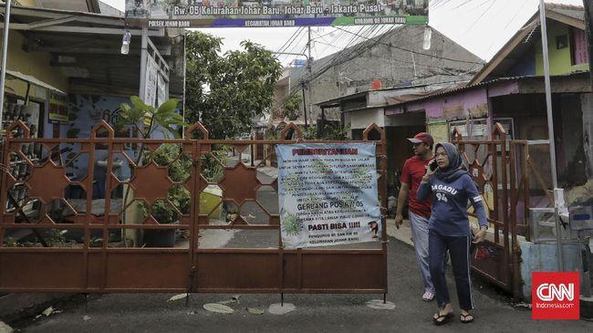 Presiden Jokowi disebut telah mengarahkan jajarannya untuk memperketat PPKM Mikro.