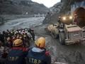 FOTO : Pencarian Ratusan Korban Longsor Gletser Himalaya