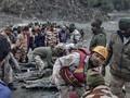 Jumlah Korban Tewas Longsor Gletser India Jadi 50 Orang