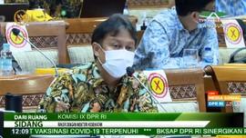 VIDEO: Menkes Sebut RI Butuh 80 RIbu Pelacak Covid-19