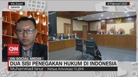 VIDEO: Dua Sisi Penegakan Hukum di Indonesia