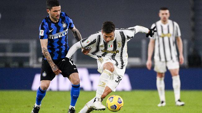 Asosiasi Sepak bola Italia (FIGC) memutuskan tidak memberi hukuman kepada Inter Milan, Juventus, dan AC Milan yang mendirikan European Super League.