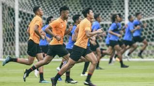 Timnas Indonesia U-23 Akan Lawan Bhayangkara dan Bali United