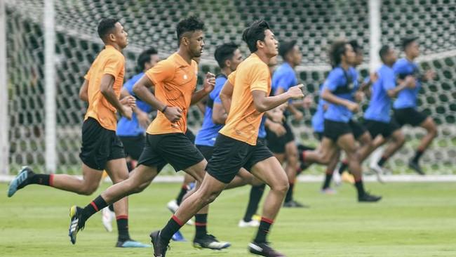 Timnas U-23 Masih Punya Kekurangan Jelang Lawan PS Tira