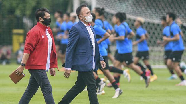 Kemenpora meminta PSSI memastikan kelanjutan laga uji coba Timnas Indonesia U-23 vs Bali United menyusul pertandingan lawan PS Tira Persikabo batal.