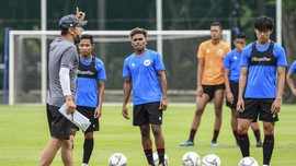 Polisi Beri Lampu Hijau Timnas U-23 vs PS Tira Digelar Jumat