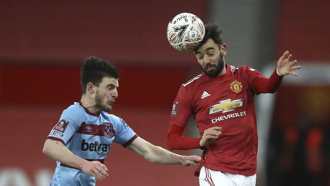 Manchester United memiliki rekor unik jelang menghadapi West Ham United pada pekan kelima Liga Inggris, Minggu (19/9) malam.