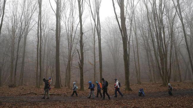 Jangan mengaku pendaki kalau belum pernah menyelesaikan rute trekking di National Blue Trail.