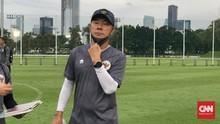 Reaksi Shin Tae Yong Usai Timnas Indonesia U-23 Batal Tanding