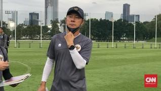Memori Manis Shin Tae Yong Jelang Indonesia vs Taiwan