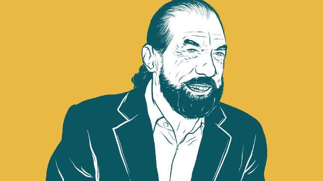 Sebelum kaya seperti sekarang, John Paul DeJoria salah satu pendiri perusahaan perawatan rambut John Paul Mitchell Systems pernah hidup miskin. Ini kisahnya.