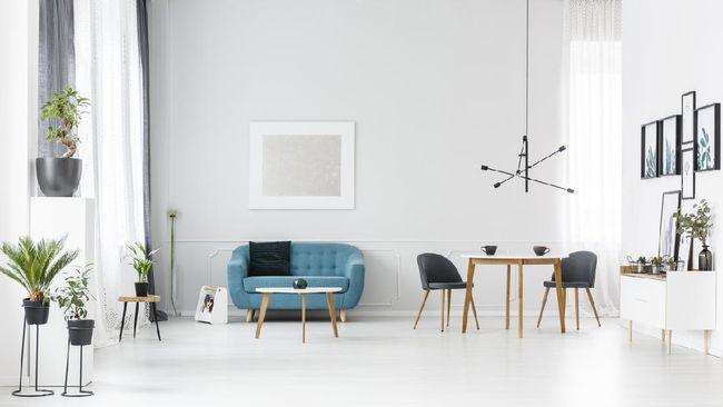 Di masa pandemi tampaknya banyak orang beralih dari konsep desain interior minimalis ke maksimalis yang lebih menyenangkan dan personal.
