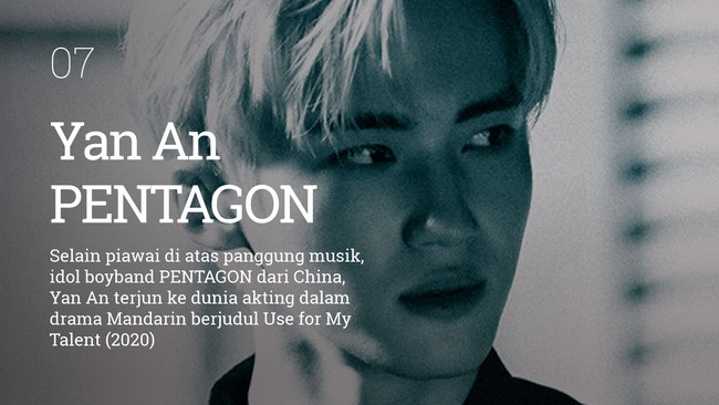 Bukan rahasia lagi banyak idol K-Pop berasal dari China. Mereka bahkan rela belajar bahasa Korea dan pindah ke Korea untuk menggapai karier sebagai idol.