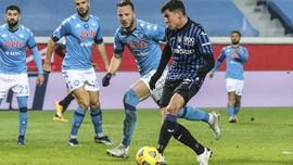 Hasil Coppa Italia: Atalanta Tantang Juventus di Final