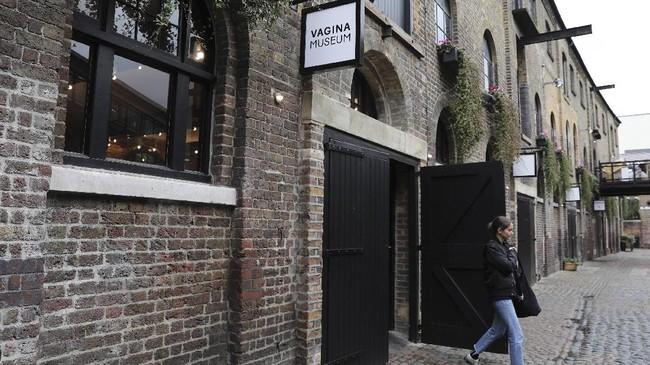 Museum Vagina di London dibuka pada 2019 untuk mendobrak tabu tentang seksualitas terutama di kalangan perempuan.