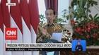 VIDEO: Presiden Pertegas Manajemen Lockdown Skala Mikro