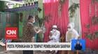VIDEO: Pesta Pernikahan di Tempat Pembuangan Sampah