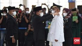 Akhyar Nasution Resmi Wali Kota Medan hingga 6 Hari ke Depan
