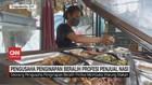 VIDEO: Pengusaha Penginapan Beralih Profesi Penjual Nasi