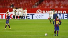 Koeman Yakin Barcelona Langkahi Sevilla di Copa del Rey