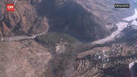 VIDEO: Korban Tewas Longsor Gletser Himalaya Jadi 32 Orang