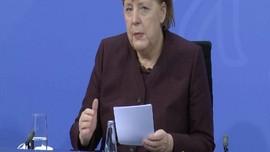 VIDEO: Kasus Covid Turun, Jerman tetap perpanjang Pembatasan