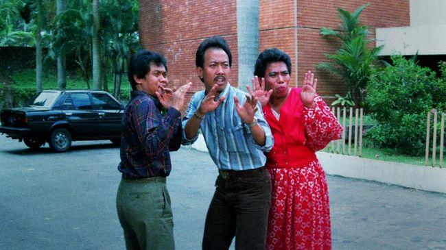 Berikut 7 rekomendasi film Benyamin Sueb dan Warkop DKI yang bisa Anda nikmati di hari HUT Jakarta.