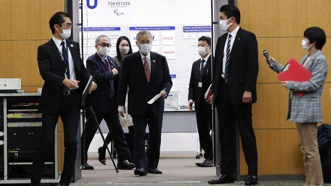 Ketua Panitia Penyelenggara Olimpiade Tokyo 2020 Yoshiro Mori resmi mengundurkan diri menyusul pernyataan bernada seksisme terhadap perempuan.