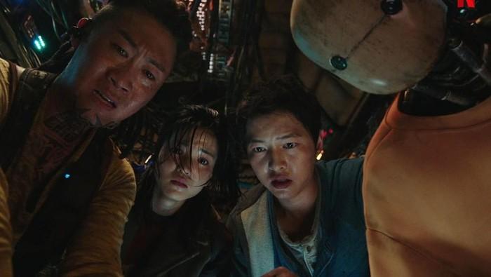 4 Fakta Menarik dari Film Space Sweeper yang Dibintangi Song Joong Ki