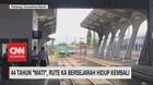 VIDEO: 44 Tahun 'Mati', Rute KA Bersejarah Hidup Kembali