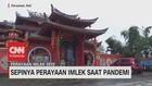 VIDEO: Sepinya Perayaan Imlek Saat Pandemi