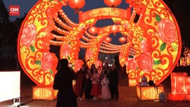 VIDEO: Riuh Perayaan Imlek di Kota Wuhan